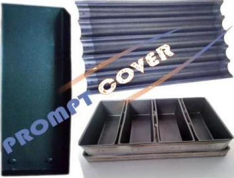 Tavi aluminiu teflonate de la Prompt-Cover