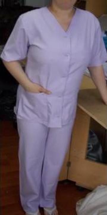 Costum medical mov doua piese de la Johnny Srl.