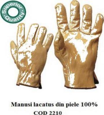 Manusa piele de protectie 100% 2210 de la Katanca Srl
