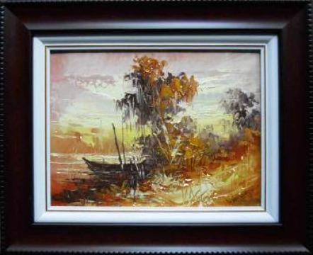 Picturi si tablouri in ulei de la Decart Design Srl