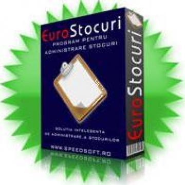 Program Gestiune EuroStocuri de la Greensoft Srl