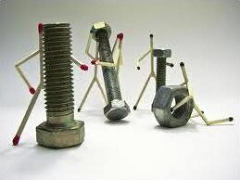 Organe de asamblare si elemente de fixare de la Tim Ciclop Srl