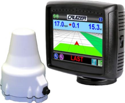 Sistem navigatie GPS Agricol - Sistem de Ghidare Gps de la Bisoromania Srl