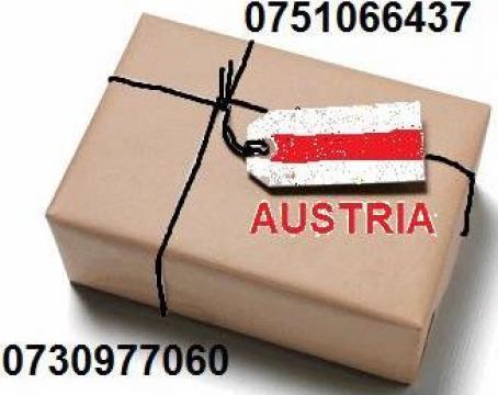 Curierat rapid Austria - Viena, Linz, Graz - Romania de la Lucee Marfa Srl