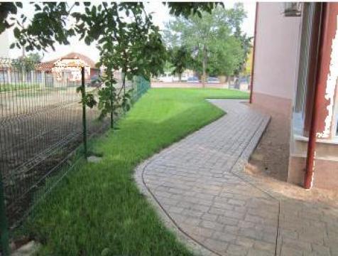 Amenajare gradina, spatii verzi, parcuri