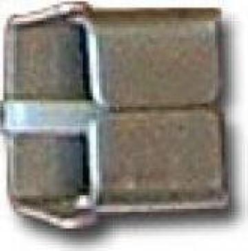Catarama otel inox - 01 - Normala 20mm x 1mm pt platbanda de la Tehno Cable System Srl.