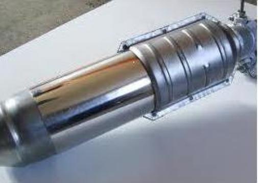 Curatare filtre de particule Skoda de la Meteor Serv