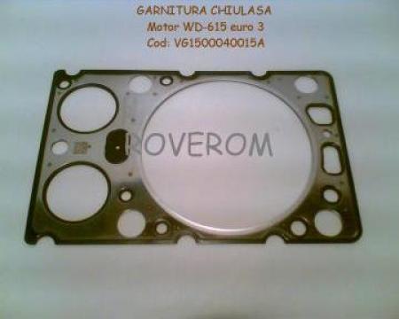 Garnitura chiulasa motor WD-615 (euro 3) de la Roverom Srl