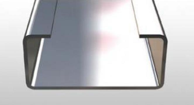 Profile metalice usoare de la Master Build Srl.