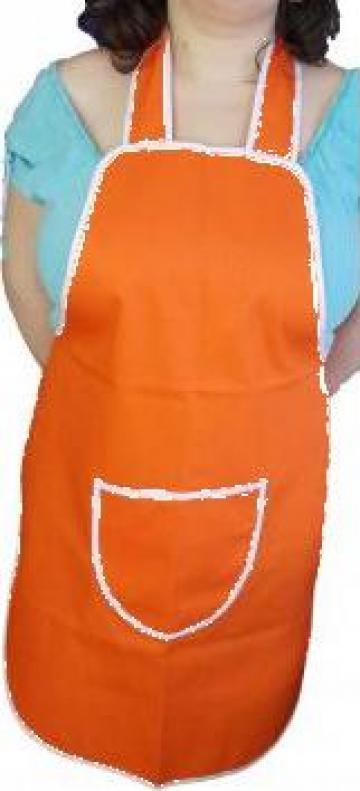 Sort de bucatarie portocaliu de la Johnny Srl.