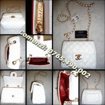 Borseta umar, sold dama Chanel
