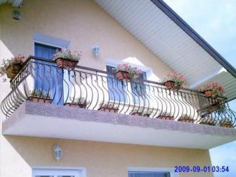Balustrada balcon de la Leontech Electric Srl