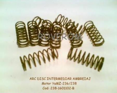Arc disc intermediar ambreiaj motor YaMZ-236/238 de la Roverom Srl