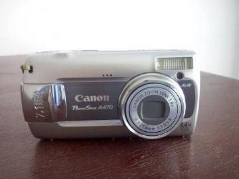 Camera foto digitala Canon Powershot de la