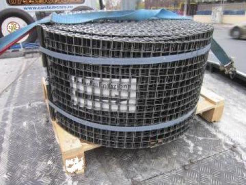 Banda transportoare metalica pentru sararite Vico-TR 255/RRS de la Baza Tehnica Alfa Srl
