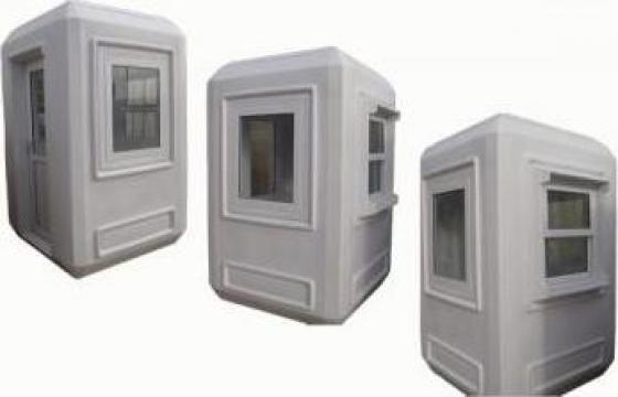 Cabina de paza de la Cabine De Paza