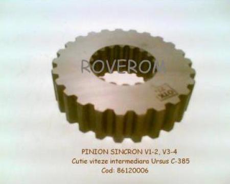 Pinion sincron V1-2, V3-4 tractor Ursus C-385