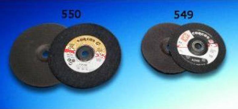 Discuri pentru debavurare 180-230mm