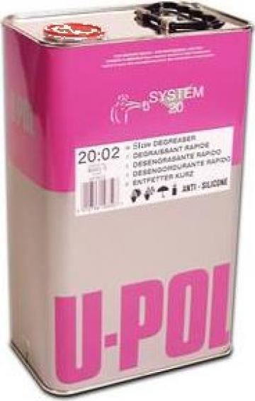 Degresant solvent System 2002 Slow de la I.N.P. Automotive Srl