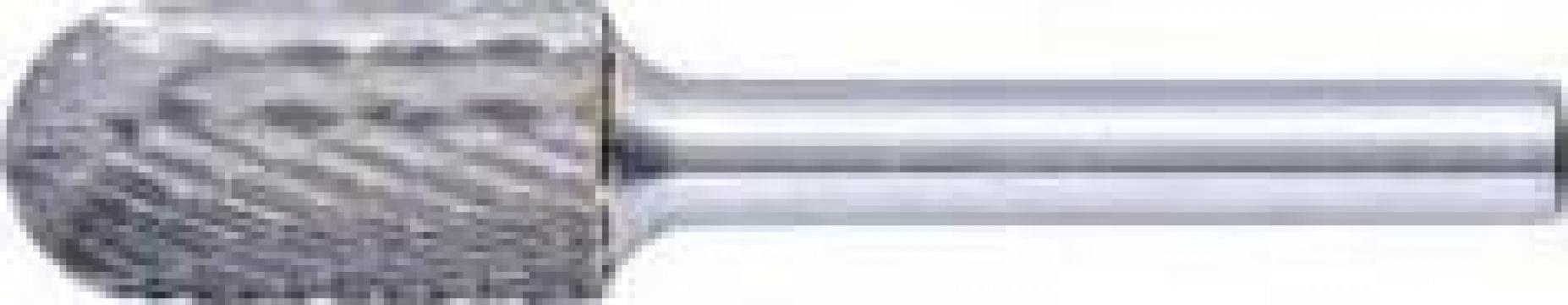 Freze biax PFERD HM, forma cilindrica deget(cu cap rotunjit) de la Technic Trial Srl.