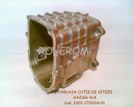 Carcasa cutie de viteze Gazelle 4x4