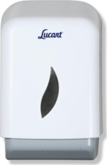 Dispenser hartie igienica mini Lucart Helix de la G & G Paper Srl