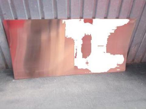 Tabla cupru 1x1000x2000 mm de la Baza Tehnica Alfa Srl