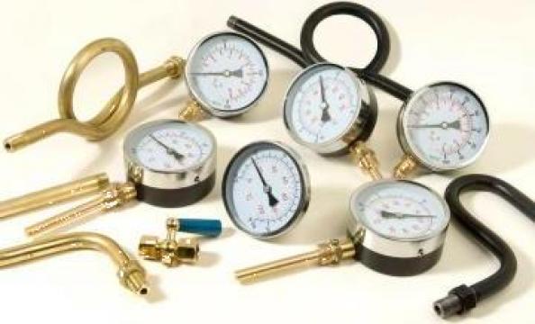 Termometre mecanice de la Craftools Srl