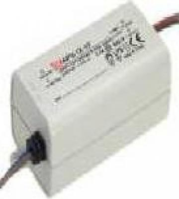 Adaptor curent continuu pt bec LED unit. de alimentare, 12W de la Cabsat S.r.l.