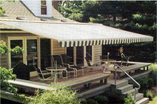 Copertine retractabile pentru terasa