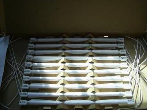 Lampi cu infrarosu de incalzit Toshiba de la Tehnocom Liv Rezistente Electrice, Etansari Mecanice