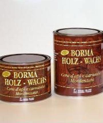 Ceara de albine pentru mobila Holz Wachs de la Muzo Cons Srl