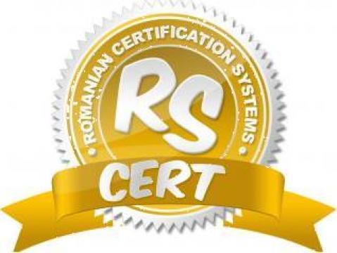 Certificare ISO 14001 de la Rs Cert - Romanian Certification Systems