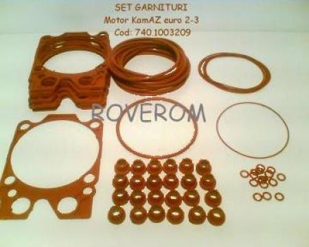 Set garnituri chiulasa motor Kamaz euro 2-3