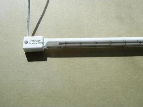 Lampi infrarosii Toshiba ptr. masini de suflat PET-uri de la Tehnocom Liv Rezistente Electrice, Etansari Mecanice