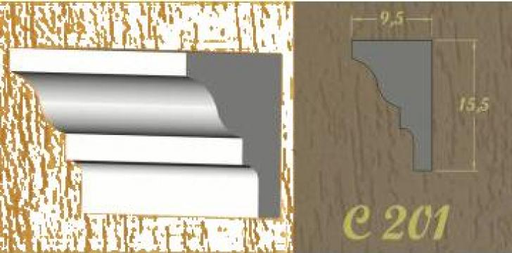 Cornisa C201, C202, C203 de la Royal Centrum