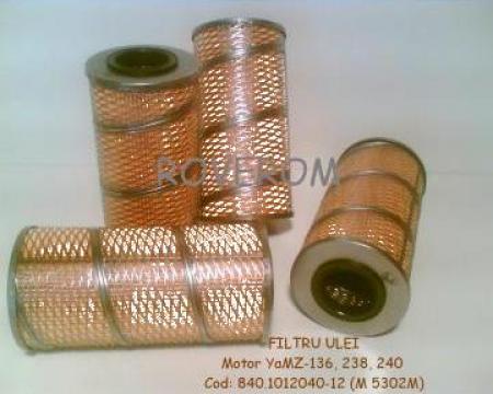 Filtru ulei motor YaMZ-236, 238. 240, KamAZ 740-10 de la Roverom Srl