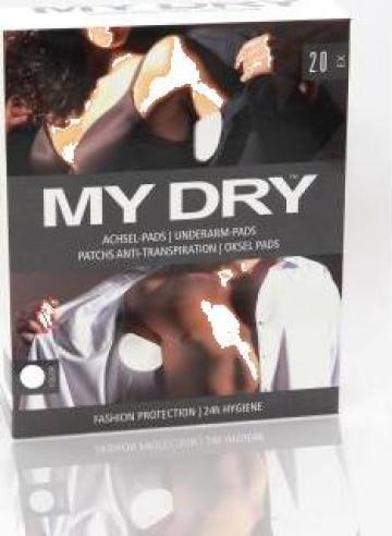 Absorbante axila My Dry de la International Fashion Market