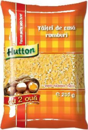 Paste fainoase Romburi Hutton