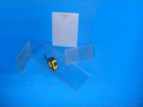 Placi din policarbonat compact de la Proned Control Srl