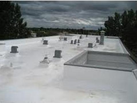 Hidroizolatii terasa bloc de la Dinamic Blue Steel