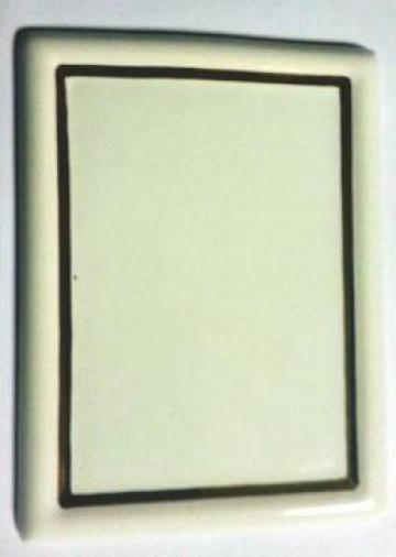 Placa ceramica pentru fotoceramica dreptunghiulara