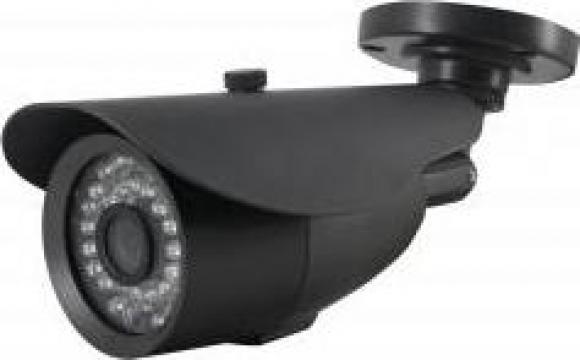 Camera supraveghere video color de exterior cu 600 linii TV de la Mihai G. Cristian Pfa