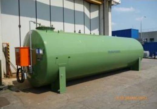 Rezervor motorina dublu perete pentru uz extern de la Simba's Group Srl