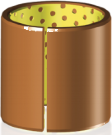 Cuzinet sau bucsa cilindrica cu uz industrial din TU sau TX