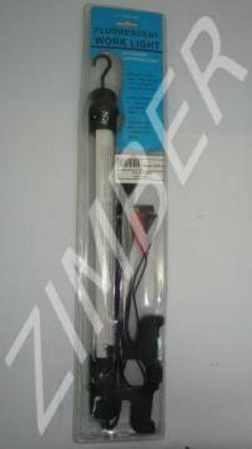 Lampa inspectie 12v de la Zimber Tools