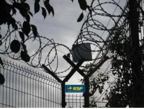 Sarma concertina cu lame NATO de la European Security Fencing Srl