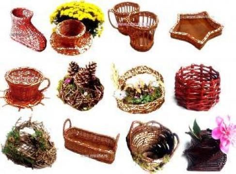 Cadou cosuri si decoratiuni forme variate de la Basketful Srl