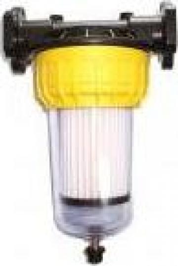 Filtru pompa motorina cu pahar decantor