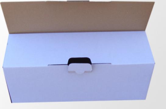 Cutii stantate pentru tonere de la West Packaging Distribution Srl